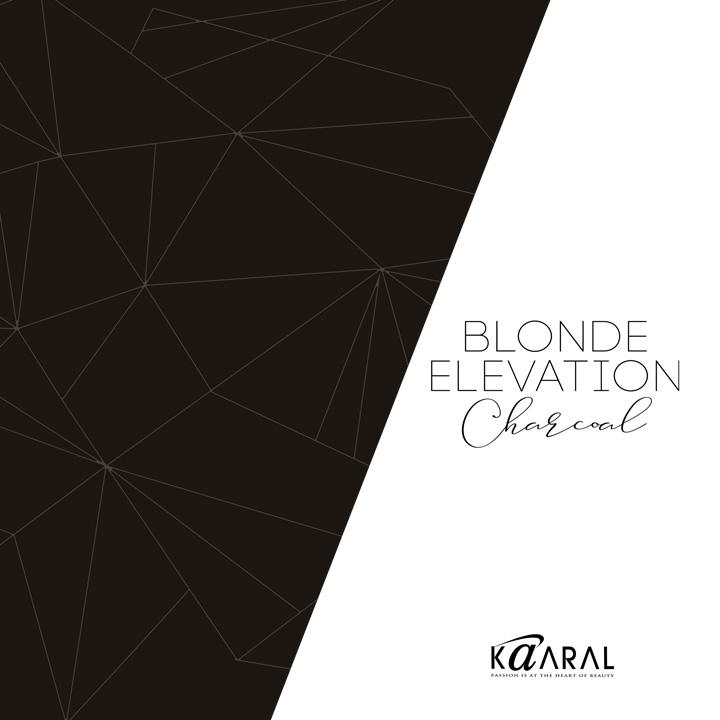 Blonde Elevation Charcoal